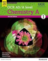 OCR AS/A Level Chemistry A 2015, Student Book 1 plus ActiveBook
