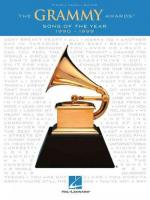 Grammy Awards Song of the Year 1990-1999: Song of the Year 1990-1999