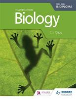 Biology for the IB Diploma Second Edition 2nd Revised edition