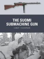 Suomi Submachine Gun