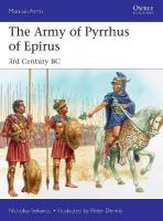 Army of Pyrrhus of Epirus: 3rd Century BC