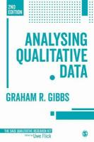 Analyzing Qualitative Data 2nd Revised edition