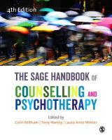 SAGE Handbook of Counselling and Psychotherapy 4th Revised edition