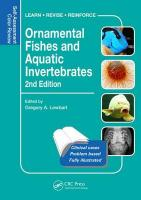Ornamental Fishes and Aquatic Invertebrates: Self-Assessment Color Review 2nd Revised edition