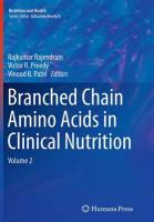 Branched Chain Amino Acids in Clinical Nutrition: Volume 2 Softcover reprint of the original 1st ed. 2015, Volume 2