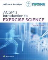 ACSM's Introduction to Exercise Science 3rd edition