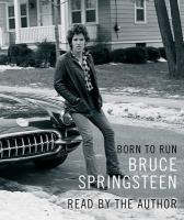 Born to Run Unabridged edition
