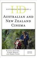 Historical Dictionary of Australian and New Zealand Cinema Second Edition