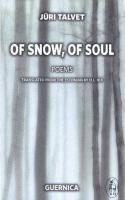Of Snow, Of Soul