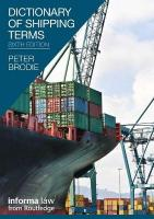 Dictionary of Shipping Terms 6th New edition