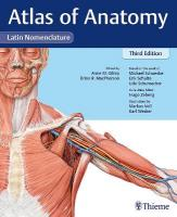Atlas of Anatomy, 3e Latin 3rd New edition