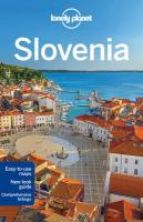 Lonely Planet Slovenia 8th Revised edition