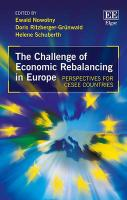 Challenge of Economic Rebalancing in Europe: Perspectives for Cesee Countries
