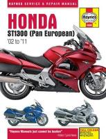 Honda ST1300 Pan European: (02 - 11) New edition