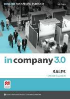 In Company 3.0 ESP Sales Teacher's Edition 3rd edition