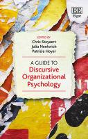Guide to Discursive Organizational Psychology
