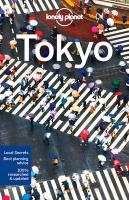 Lonely Planet Tokyo 11th Revised edition