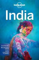 Lonely Planet India 17th Revised edition