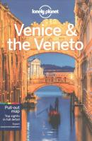 Lonely Planet Venice & the Veneto 10th Revised edition