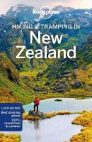 Lonely Planet Hiking & Tramping in New Zealand 8th New edition