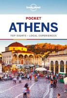 Lonely Planet Pocket Athens 4th New edition