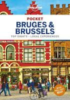 Lonely Planet Pocket Bruges & Brussels 4th New edition
