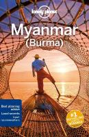 Lonely Planet Myanmar (Burma) 13th Revised edition