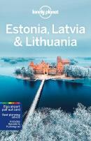 Lonely Planet Estonia, Latvia & Lithuania 8th edition