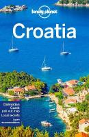 Lonely Planet Croatia 10th New edition