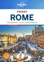 Lonely Planet Pocket Rome 6th New edition