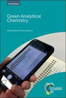 Green Analytical Chemistry 2nd New edition