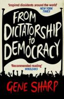 From Dictatorship to Democracy: A Conceptual Framework for Liberation Main