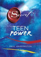Secret to Teen Power
