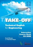 Take Off - Technical English for Engineering Interactive Course Book CD - ROM: A Classroom Management Tool to Support the Teaching of Take-Off Teacher's edition