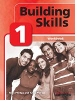 Building Skills - Workbook 1 - With Audio Cds - CEF A2 / B1 Student edition, Workbook