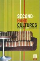 Second-Hand Cultures illustrated edition, v. 20