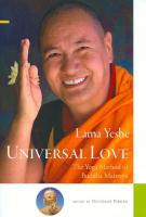 Universal Love: The Yoga Method of Buddha Maitreya illustrated edition