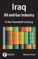 Iraq: Oil and Gas Industry in the 20th Century