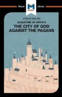 Augustine of Hippo's The City of God Against the Pagans