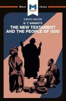 N.T. Wright's The New Testament and the People of God