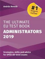 Ultimate EU Test Book Administrators 2019