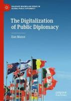 Digitalization of Public Diplomacy 1st ed. 2019