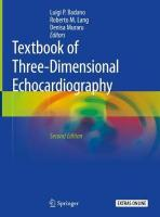 Textbook of Three-Dimensional Echocardiography 2nd ed. 2019