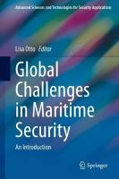 Global Challenges in Maritime Security: An Introduction 1st ed. 2020