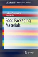 Food Packaging Materials 2016 1st ed. 2016