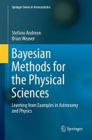 Bayesian Methods for the Physical Sciences: Learning from Examples in Astronomy and Physics Softcover reprint of the original 1st ed. 2015