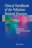 Clinical Handbook of Air Pollution-Related Diseases 2018 1st ed. 2018