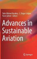Advances in Sustainable Aviation 1st ed. 2018