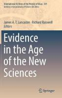 Evidence in the Age of the New Sciences 1st ed. 2018