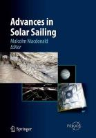 Advances in Solar Sailing Softcover reprint of the original 1st ed. 2014